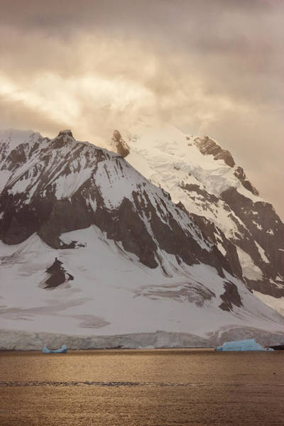 Don Photograph - Antarctica, Errera Channel, Georges by Jaynes Gallery