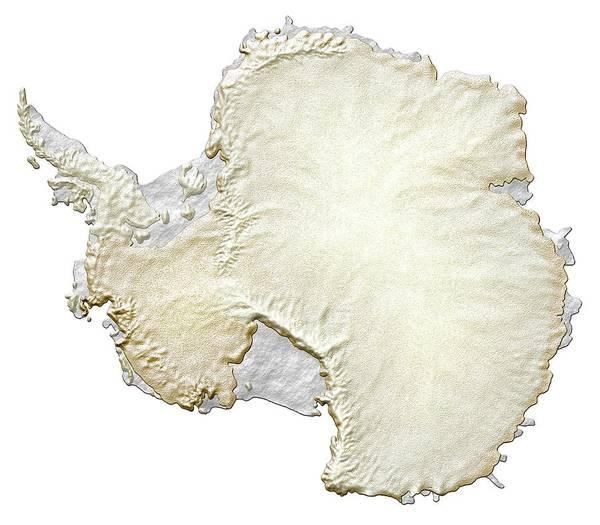 Antarctic Photograph - Antarctica by Mikkel Juul Jensen