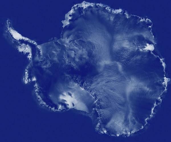 Wall Art - Photograph - Antarctica by Nasa/gsfc-svs/canadian Space Agency, Radarsat International/science Photo Library
