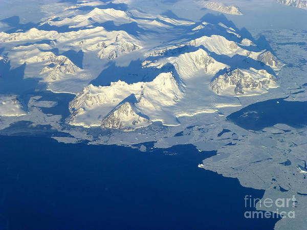 Photograph - Antarctica by Science Source