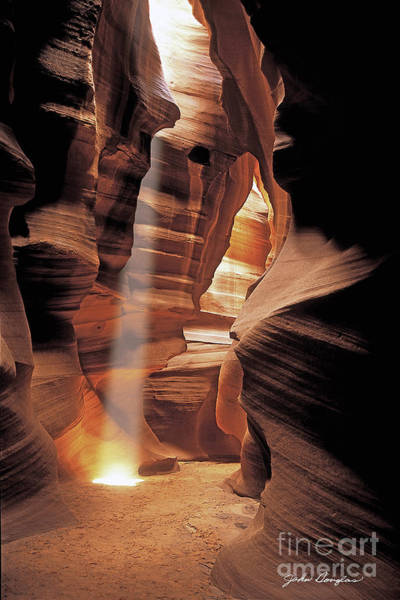 Photograph - Antelope Canyon by John Douglas