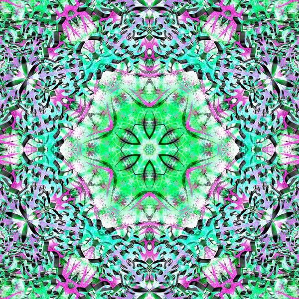 Digital Art - Anti-superego by Derek Gedney