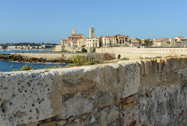 Photograph - Antibes France by Brandon Bourdages