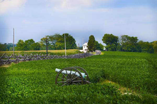 Antietam Photograph - Antietam Battlefield by Bill Cannon