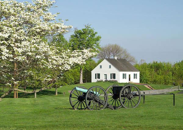 Antietam Photograph - Antietam Battlefield by Mountain Dreams