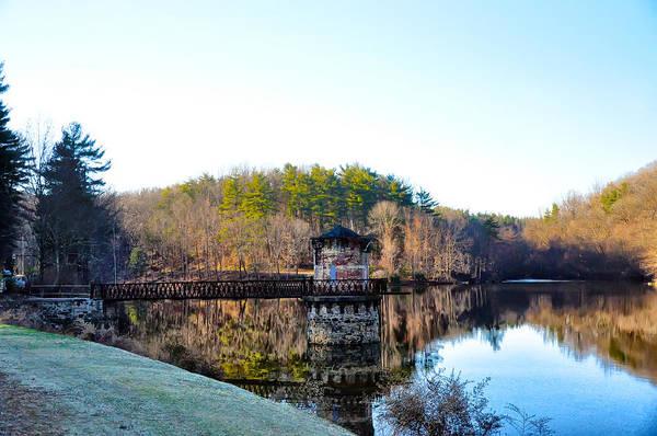 Antietam Photograph - Antietam Creek - Berks County Pa. by Bill Cannon