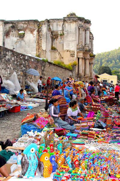 Mexico City Photograph - Antigua Guatemala by Carey Chen