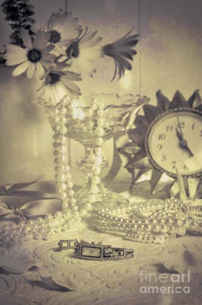 Dressing Wall Art - Photograph - Antique Dressing Table by Amanda Elwell