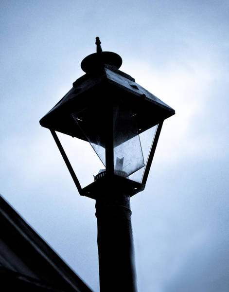 Photograph - Antique Lamp 1 by Maggy Marsh