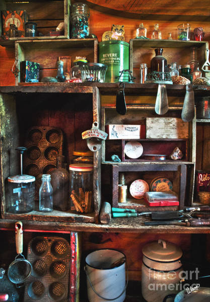 Photograph - Antique Things by Alana Ranney