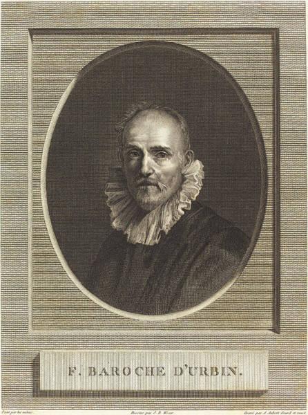 Stipple Drawing - Antoine Aubert After Jean-baptiste Joseph Wicar by Quint Lox