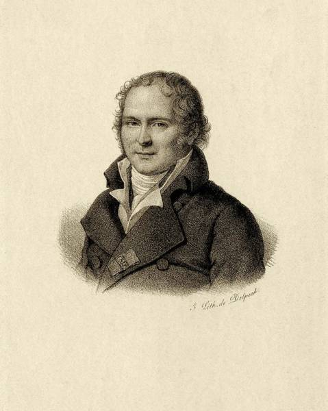 Comte Wall Art - Photograph - Antoine Fourcroy by Chemical Heritage Foundation