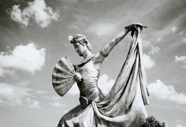 Photograph - Dancing Lady by Shaun Higson