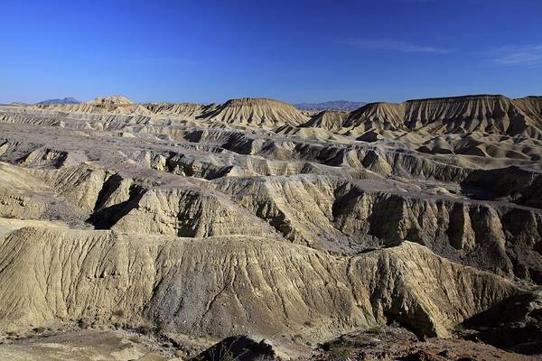 Gulf State Park Photograph - Anza-borrego Badlands by Michael Szoenyi/science Photo Library