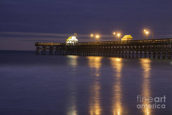 Photograph - Apache Pier by David Waldrop