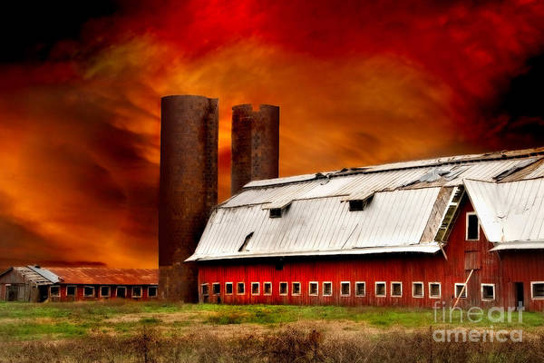 Photograph - Apocalypse At Rolling Fork by T Lowry Wilson