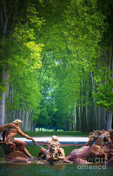 Europa Wall Art - Photograph - Apollo Fountain by Inge Johnsson