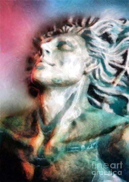 Painting - Apollo Unbound by RC DeWinter