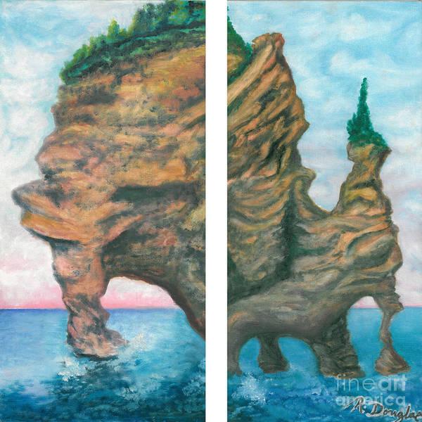 Apostle Island Art Print