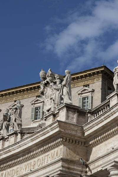 Apostolic Palace Photograph - Apostolic Palace by Goncalo Feliciano