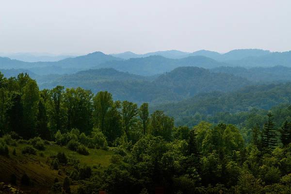 Wall Art - Photograph - Appalachian-cumberland Mountains by Kenneth Murray