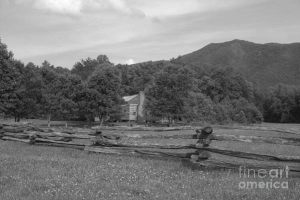 Photograph - Appalachian Life Cades Cove by Cynthia Mask