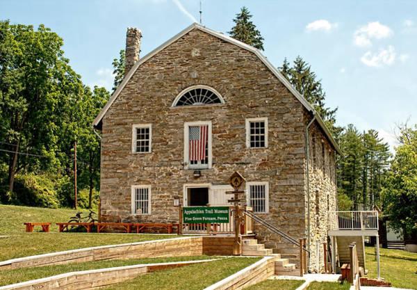 Photograph - Appalachian Trail Museum  by Kristia Adams