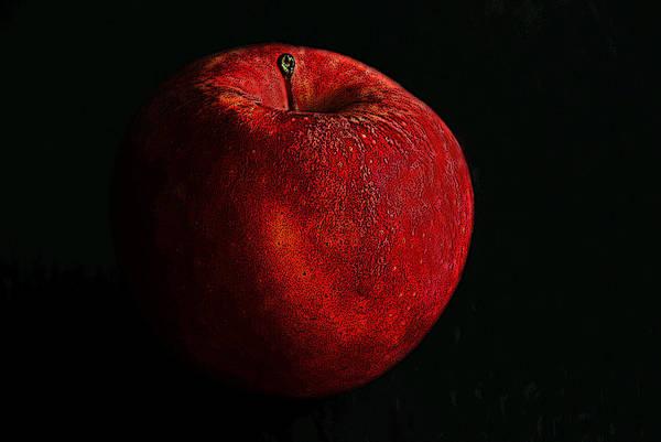 Photograph - Apple  by Dragan Kudjerski