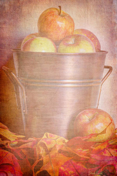 Wall Art - Photograph - Apples Aplenty  by Heidi Smith