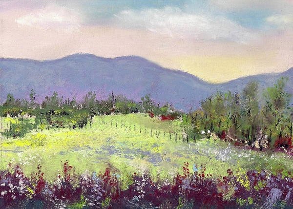 Painting - Approaching Home by David Patterson