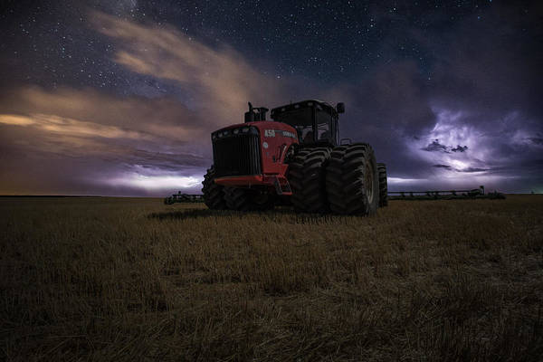 Photograph - Approaching Storm by Aaron J Groen