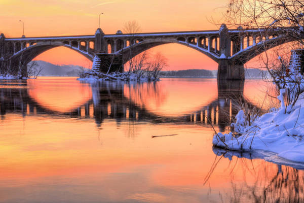Pa Photograph - Apricot Susquehanna  by JC Findley