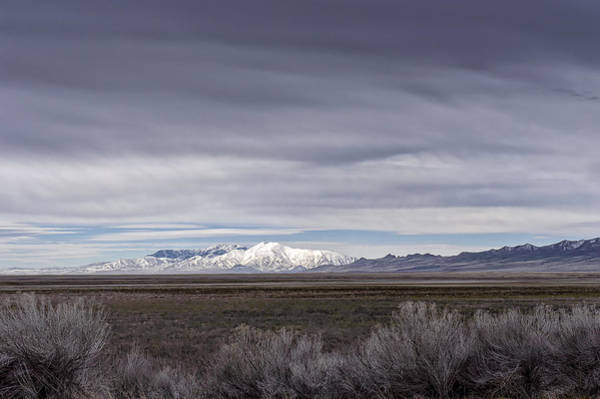 Photograph - April At Great Salt Lake by Paul W Sharpe Aka Wizard of Wonders