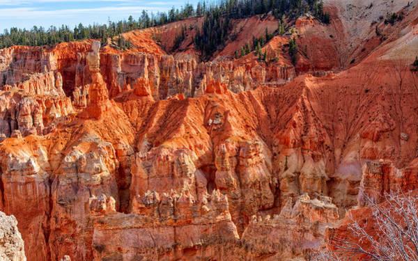Photograph - Aqua Canyon Closeup by John M Bailey