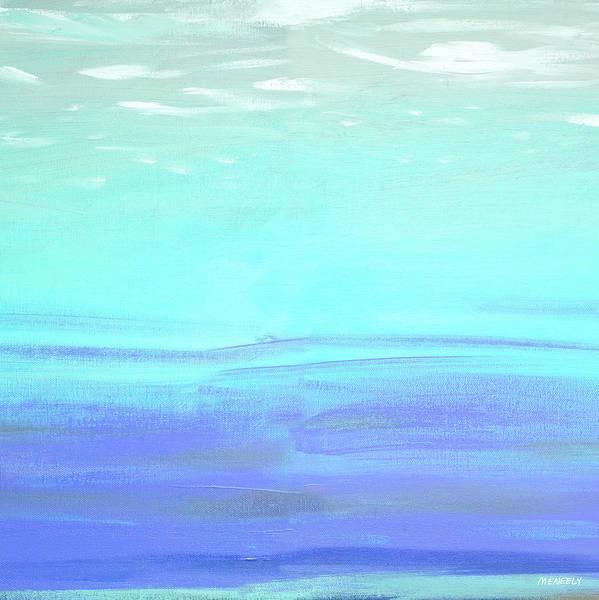 Aquatic Digital Art - Aquatic Abstract by Dan Meneely