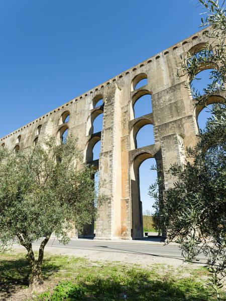 Iberian Peninsula Wall Art - Photograph - Aqueduto Da Amoreira, Elvas by Martin Zwick