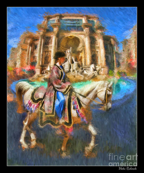 Photograph - Arabian Horse  by Blake Richards