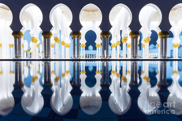 Mosque Photograph - Arabian Nights by Matteo Colombo