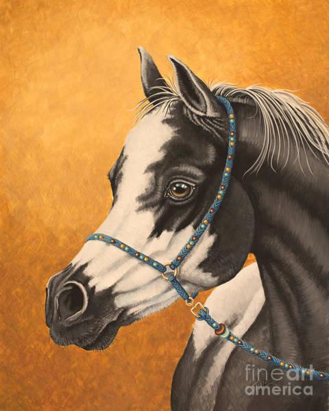 Arabian Paint Art Print