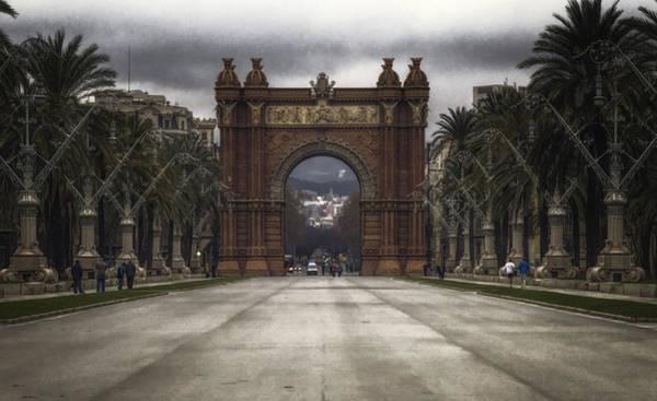 Photograph - Arc De Triomf Barcelona by Joan Carroll