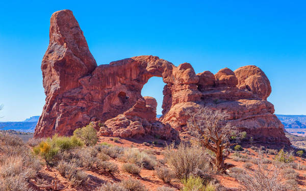 Photograph - Arch On A Rise by John M Bailey