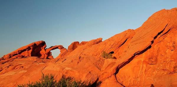 Arch Rock At Sunset Art Print