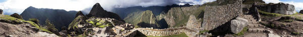 Cusco Photograph - Archaeological Site, Machu Picchu by Panoramic Images