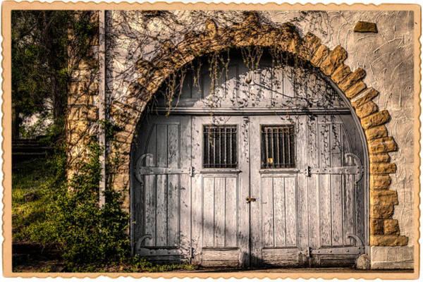 Photograph - Arched Door by Robert FERD Frank