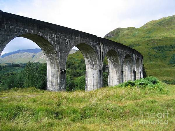 Photograph - Arched Highlands by Denise Railey
