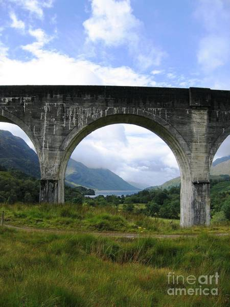 Photograph - Arched Loch by Denise Railey