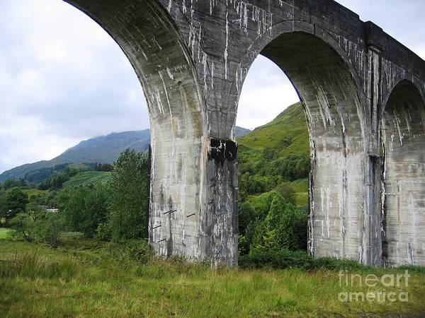 Photograph - Arches And Sky by Denise Railey