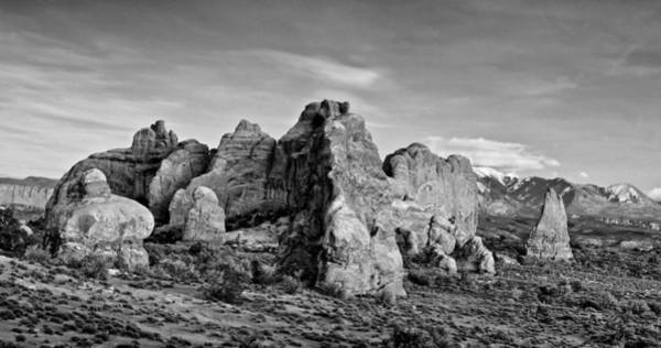 Photograph - Arches  by Darryl Wilkinson