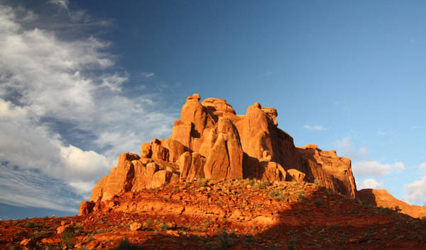 Photograph - Arches National Park by Jean Clark