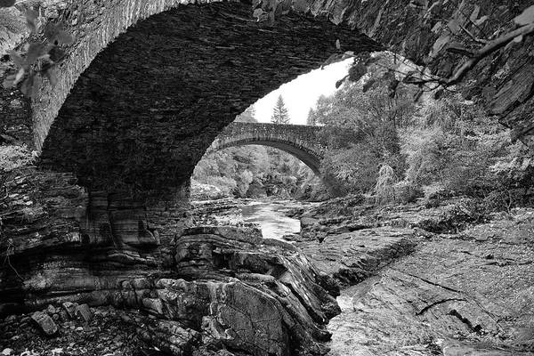 Arches Of Invermoriston Art Print